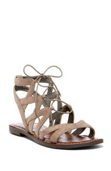 d11411e40b9 Sam Edelman - Gemma Lace-Up Sandal Lace Up Sandals