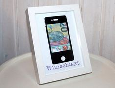 Geldgeschenk Gutschein Handy Smartphone Geschenke Basteln