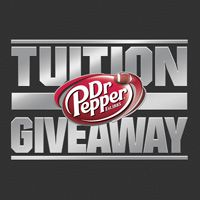 Dr Pepper Tuition Giveaway is offering you a chance to win $5,000 in tuition:  End Date/Video Submission Deadlines $5,000 Tuition Contest: January 12, 2015 @ 11:59 PM PT