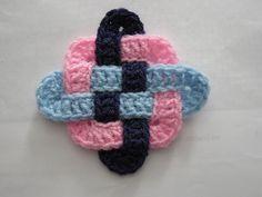 Ravelry: Celtic Knot Squares pattern by Carola Wijma