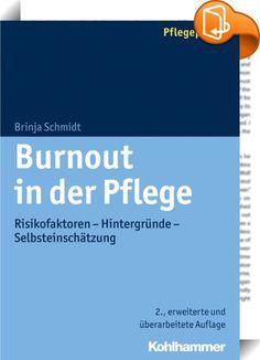 """Burnout in der Pflege    ::  Immer mehr Menschen leiden unter dem Burnout-Syndrom, einem chronischen Erschöpfungszustand, der sich in Form eines längeren Prozesses entwickelt und in verschiedenen Phasen verläuft. Schwierige zwischenmenschliche Situationen unter hoher Arbeitsbelastung in der Pflege, emotionale Überforderung, schlechtes Betriebsklima, Schicht- und Nachtarbeit, unbefriedigende Arbeitsorganisation - das alles sind einige von vielen Faktoren, die zum """"Ausbrennen"""" führen kön..."""