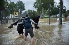 Eaux boueuses à Montargis : Les photos chocs des inondations en France [VILLE PAR VILLE] - Linternaute