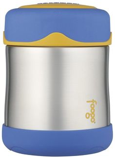 Thermos Foogo Food Jar, 290ml - Blue | Pupsik Singapore