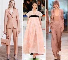 Best Resort 2016 Fashion Trends: Blush Hues