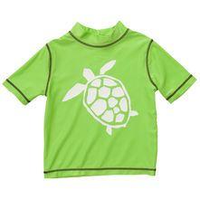Short-Sleeve Turtle Rash Guard