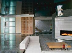 Interior design penthouse in high-tech style (12 photos) #interior #design #penthouse #interiordesign #homedesor | Дизайн интерьера пентхауса в стиле хай-тек (12 фото)