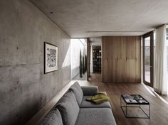 Concrete House by Marte.Marte Architects (28)
