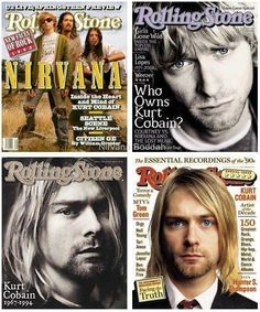 """Nirvana-loved """"Smells like teen spirit"""" and Come as you are!"""