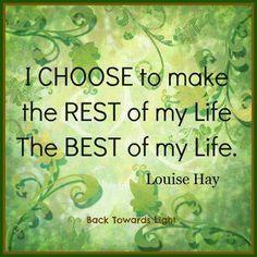 It's always a choice!