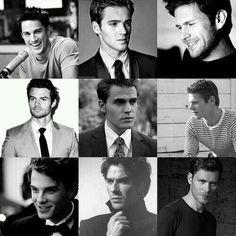 The Vampire Diaries boys