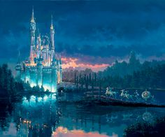 Cinderella - The Art Of Animation, Rodel Gonzalez