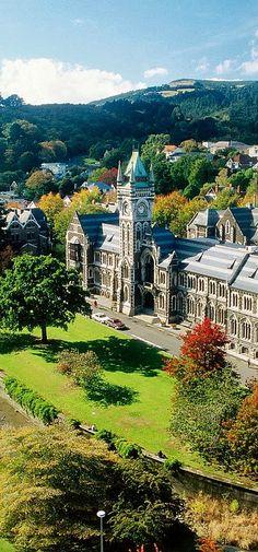 University of Otago - Dunedin, New Zealand