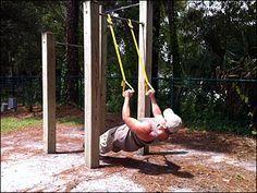 DIY Suspension Trainer   High Intensity Training by Drew Baye