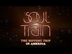 Soul Train - The Hippest Trip in America. This is a really good documentary ... an amazing and important backstory.