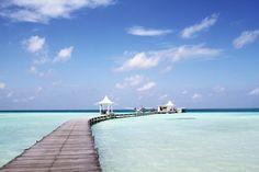Malediven...