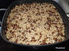 Dried Gungo Rice and Peas ( Pigeon Peas ) Yellow Rice Recipes, Pigeon Peas, Rice And Peas, Cooking Videos, Macaroni And Cheese, Ethnic Recipes, Caribbean, Youtube, Food
