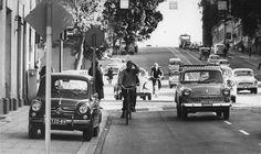 Turku, Uudenmaankatu 1960-luku Turku Finland, Old City, Helsinki, City Life, Street View, War, Shopping, Historia, Old Town