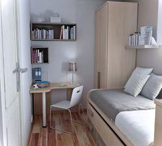 Brighten the Small Bedroom Ideas 02 The Small Bedroom Ideas