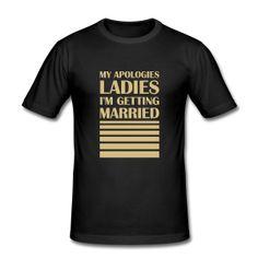 Chic Et Choc, Getting Married, T Shirt, Lady, Mens Tops, Fashion, Wedding Bride, Men, Weddings