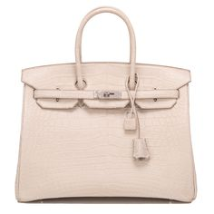 32861b219ecd HERMES  BIRKIN 35 Bag in Matte ROSE INDIENNE w palladium hardware ...