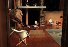 Brinca Dada home interior