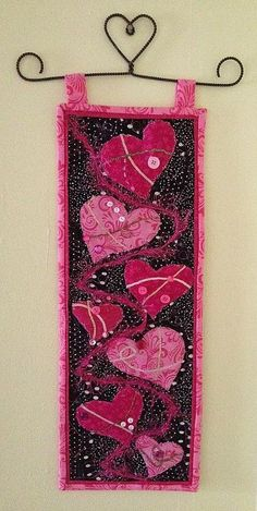 Flirtation - available exclusively as a downloadable pattern, quick and fun!