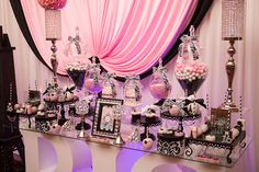 #Paris #sweet16 #decorations