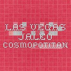 Las Vegas - Jaleo - Cosmopotitan