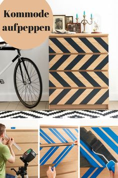 50 Schlafzimmer Ideen Für Bett Kopfteil Selber Machen | Pinterest | Wood  Furniture, Upcycling And Pipes