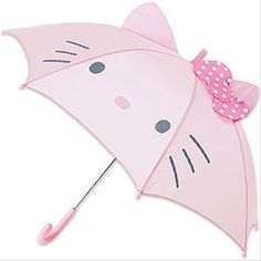 hello kitty umbrella with ears