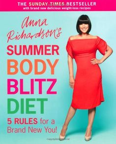 Anna Richardson's Summer Body Blitz $14.00