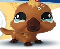 Littlest Pet Shop: PLatypus...
