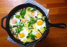 ... It! on Pinterest | Pizza With Egg, Baked Eggs and Roasted Red Peppers