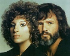 A Star Is Born incredible permormances by both Kris Kristofferson Children, American Folk Music, Hank Williams Jr, Cinema, Book People, Barbra Streisand, Movie Couples, Portrait Images, A Star Is Born