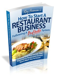 How to Start a Restaurant Business Following a Profitable System  http://www.hot-download.net/2012/06/how-to-start-restaurant-business.html