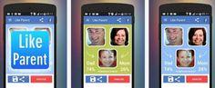 Sobre Like Parent, la app que te dice si tu hijo o hija se parece al padre o a la madre