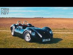 NEWCARNET - More than 60 years after the original Lister Knobbly first raced, a dedicated road-going version has been unveiled. Car Videos