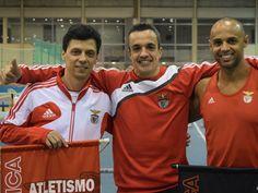 Amâncio Santos esteve em plano de destaque ao sagrar-se Campeão Nacional nos 60 metros barreiras M40, com o tempo de 8s71 (recorde nacional).