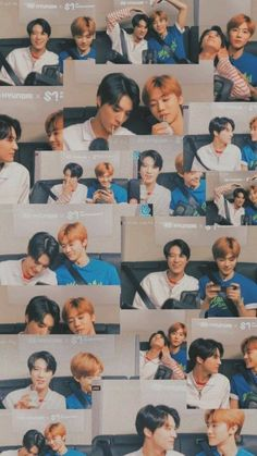 Wallpaper Jeno and Jaemin Nct Dream Jaemin, Jeno Nct, Dream Chaser, Korean Couple, Jaehyun Nct, Na Jaemin, Kpop Groups, Nct 127, Aesthetic Wallpapers