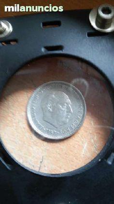. 5 pesetas 1957*1973 es una mbc super por solo 2�, otra igual 2� si compras las dos te las doy en 3�. envio a toda espa�a por correo certificado previo pago en banco. gracias. recibo cambios