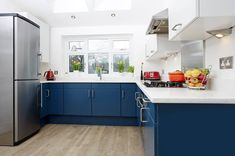 Hand Painted Kitchens Cheshire | JS Decor