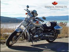 Our camera bike is a 2003 Harley-Davidson V-Rod with over 112,000 kilometers on it. We have equipped it with some of the very best accessories available from leaders in the industry. We've posted images and part numbers with links to reviews at www.vridetv.com/motorcycle.html Watch Hi-Definition videos from all across Canada from a rider's point of view at www.vridetv.com