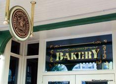 FIRST LOOK! Main Street Bakery Starbucks (Thanks AJ)