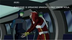 Haha this is so true. I mean I know spanish and I can understand it but it's hard to speak it.