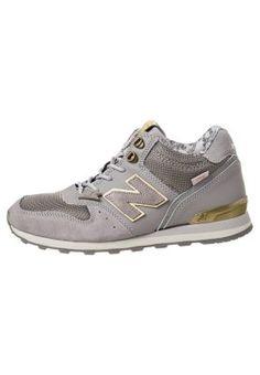New Balance - Sneakers hoog - Grijs