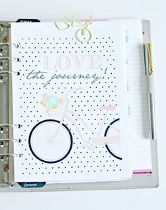 Claireabellemakes.com: DIY Divider made with free printable from The 36th Avenue {link to free printable}