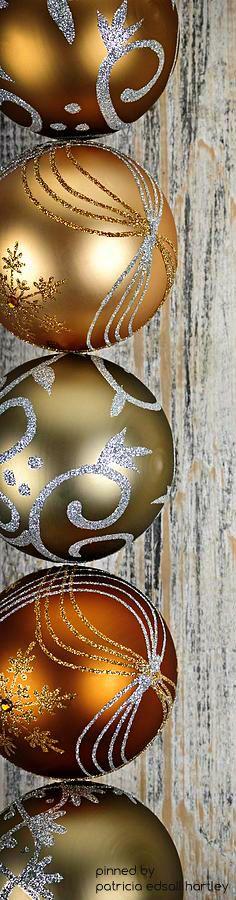 Gorgeous Ornaments ❤