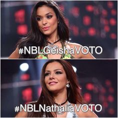 SENTENCIADAS: Geisha de RD y Natalia de Honduras