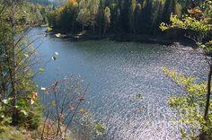 Valea de Pesti Lake 02 by Dan Marinescu Dan, River, Wall Art, Nature, Outdoor, Outdoors, Naturaleza, Outdoor Games, Nature Illustration