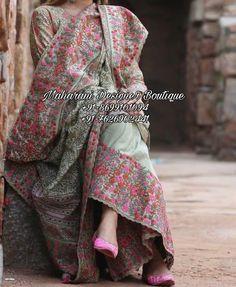 Designer Punjabi Suits Boutique Latest | Maharani Designer Boutique